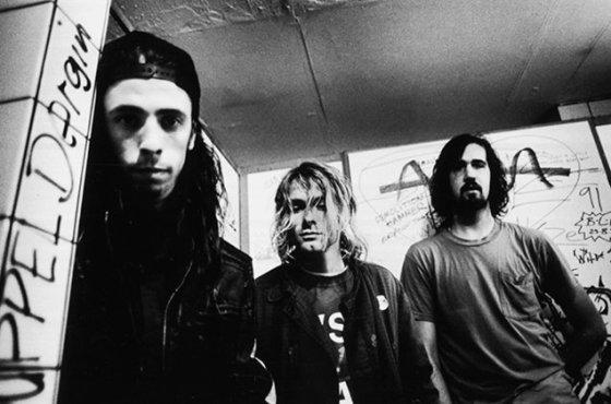 Nirvana circa 1991