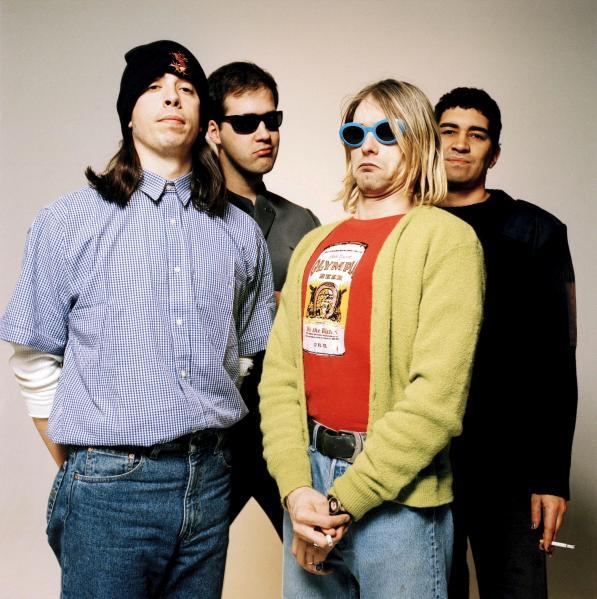 Nirvana circa 1994