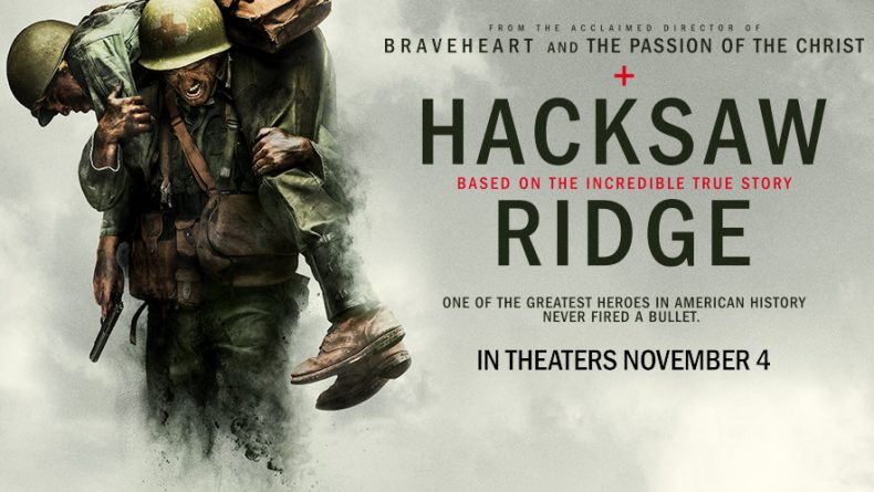 "What Does ""Hacksaw Ridge"" Offer?"