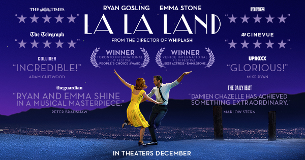 """La La Land"" : Glamour! Nostalgia! Artifice!"