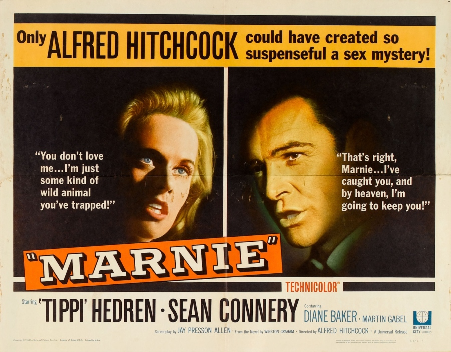 "What Hitchcock Got Wrong With ""Marnie"""